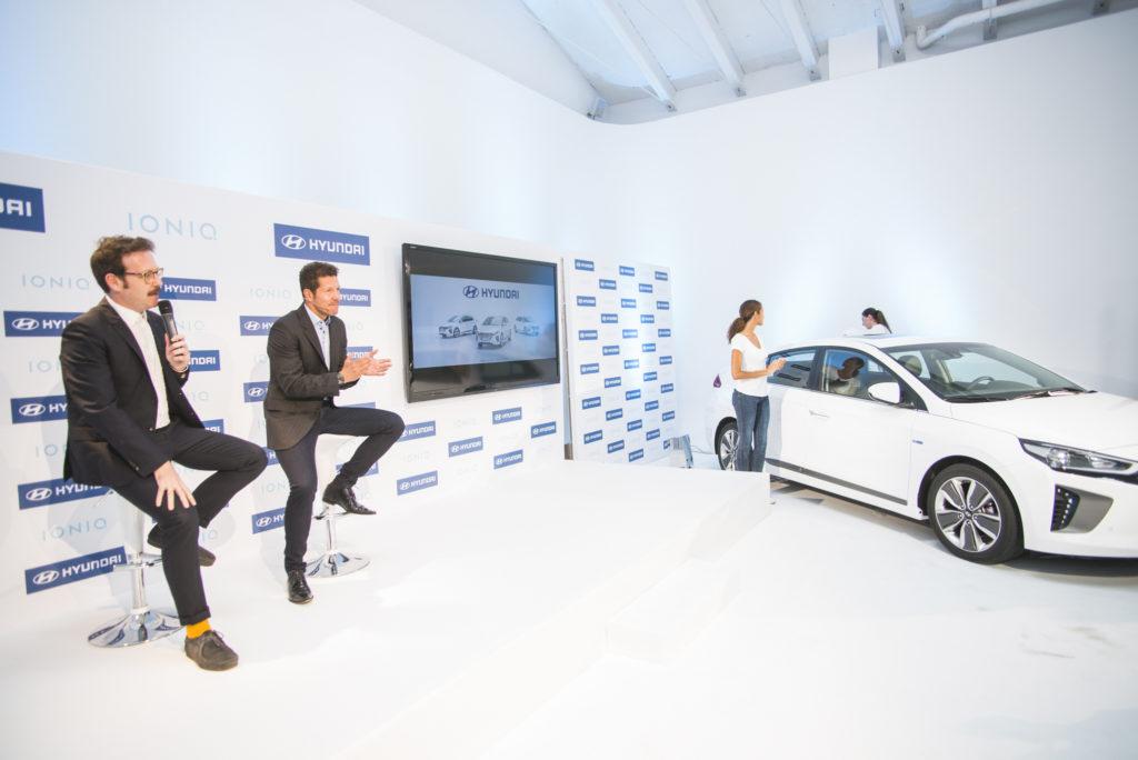 Hyundai Ioniq en NaveThePhoto